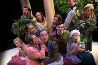 Fisher on Sense & Sensibility at Lost Nation Theater: It's Magic!