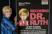 Bringing Dr. Ruth to the LNT Stage
