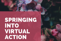 Springing into a Virtual Season