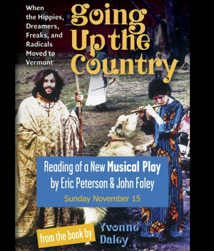Play Reading: Going Up the Country - Lost Nation Theater