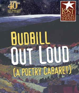 Budbill Out Loud! - a poetry cabaret