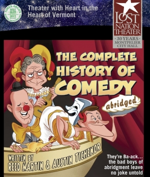 Complete History of Comedy (Abridged!)