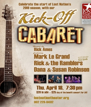 The Kick-Off Cabaret