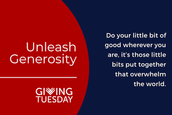 LNT & Giving Tuesday 2020