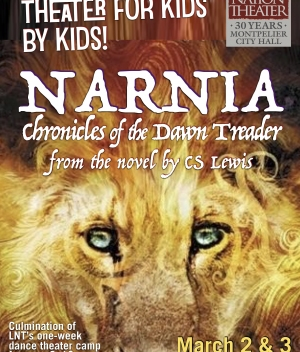 Narnia: Chronicles of The Dawn Treader