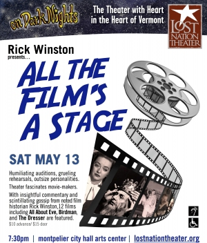 Rick Winston - All The Films A Stage