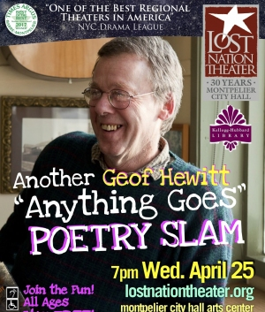 Anything Goes Poetry Slam