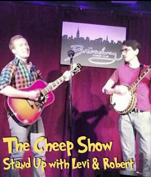 The Cheep Show: Improv, Stand-Up, & Banjo!