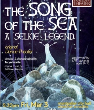 Song of the Sea: A Selkie Legend