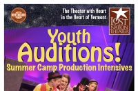 THEATER FOR KIDS BY KIDS SUMMER 2017 AUDITIONS