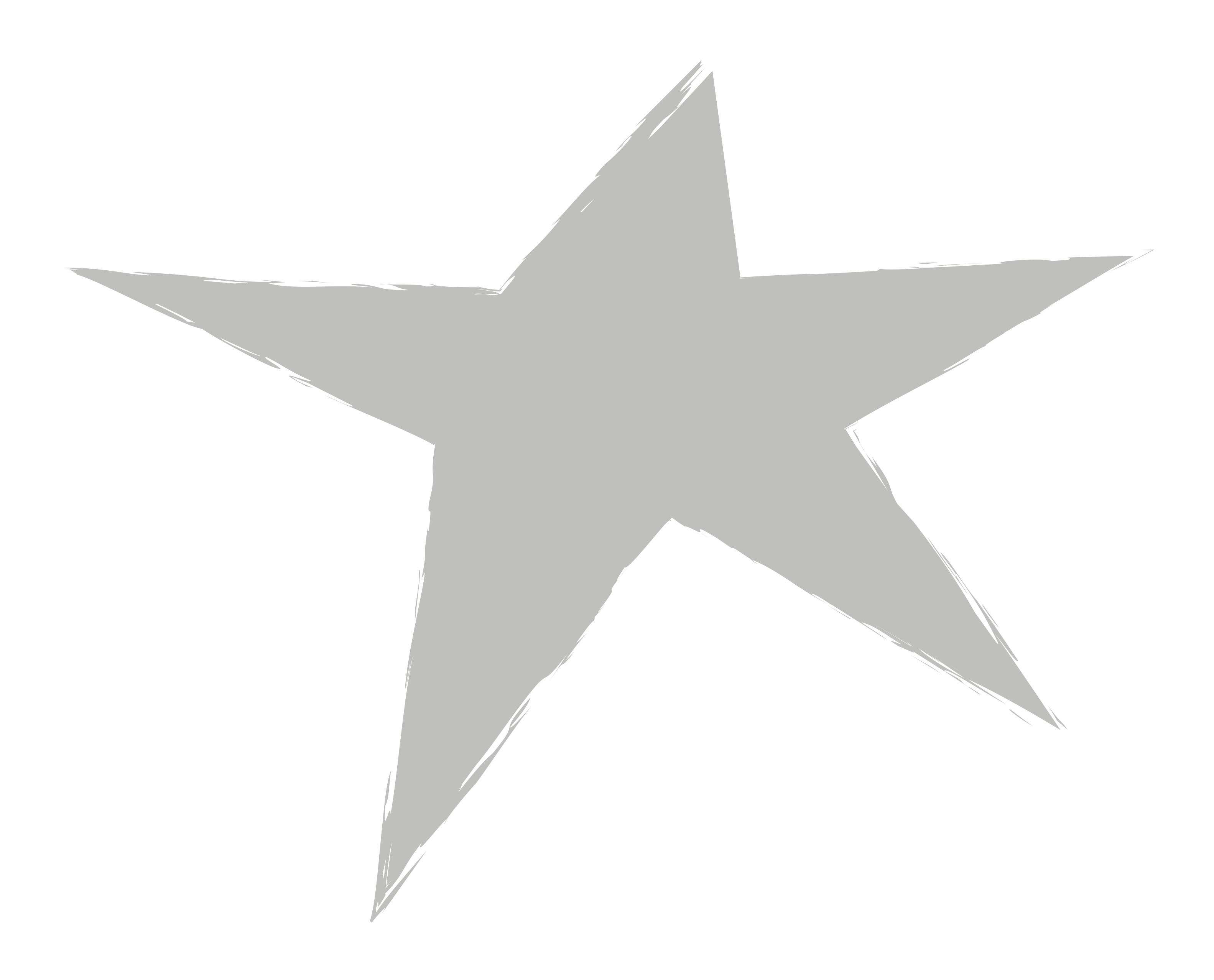 LNT Star  from logo- grayscale
