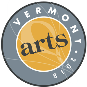 logo vermont arts council event